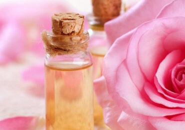 Nawilżający olejek Arganowo-Różany